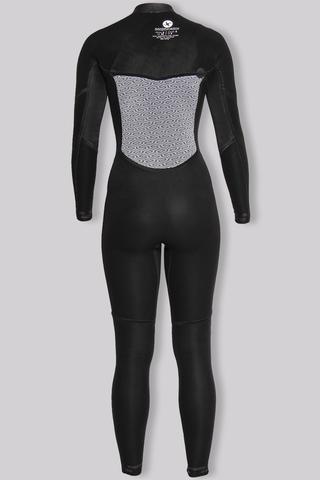 SISSTREVOLUTION 7 Seas 3/2 Chest Zip Full Suit