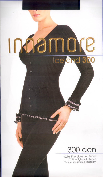 Колготки Innamore Iceland 300