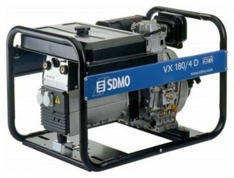 Кожух для дизельного генератора SDMO VX180/4DE (5000 Вт)