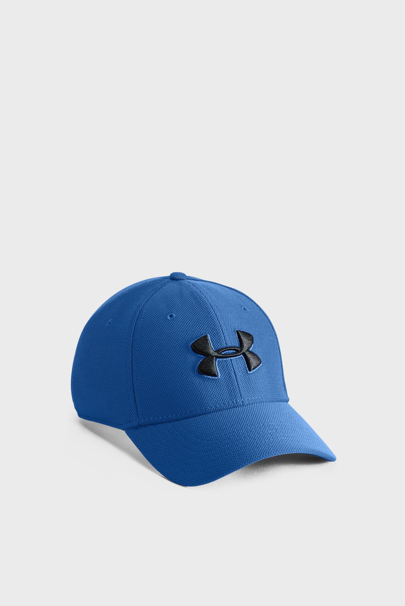 Мужская синяя кепка Men's Blitzing 3.0 Cap Under Armour