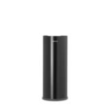 Держатель для хранения туалетной бумаги ReNew, Черный матовый, артикул 280504, производитель - Brabantia
