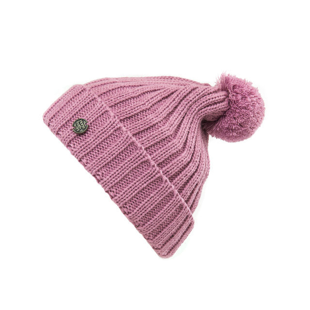 Шапка Horsefeathers POLLI BEANIE (orchid)