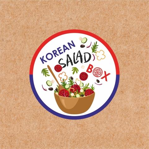 Korean Salad Box - Набор для любителей корейских салатов
