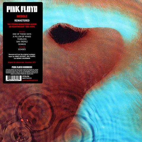 Виниловая пластинка. Pink Floyd - Meddle