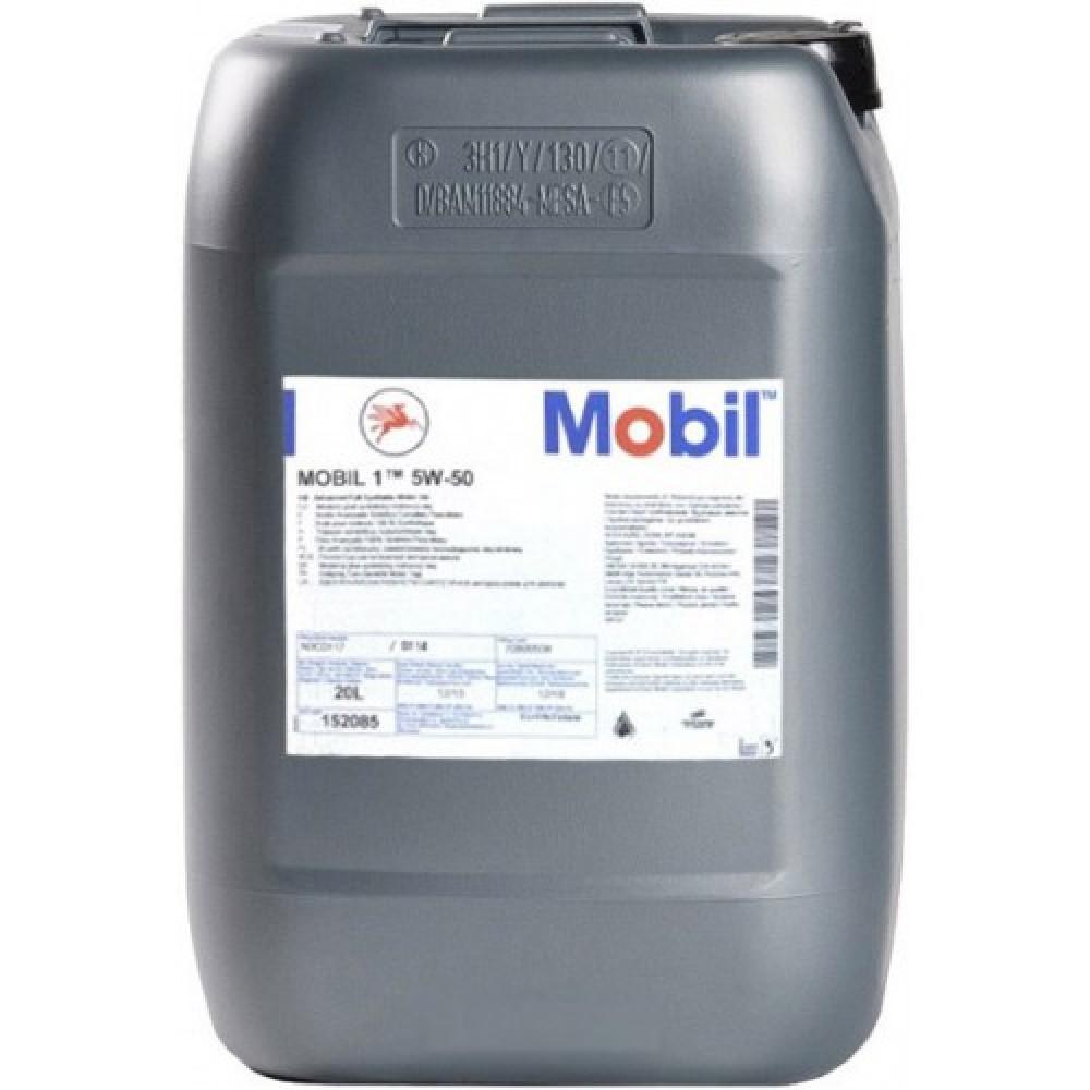 Mobil 1 5W-50 синтетическое моторное масло