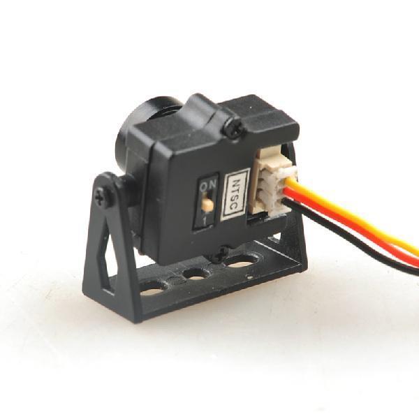 Курсовая мини камера 520-line PAL тыльная сторона