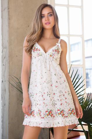 Сорочка ночная женская MIA-MIA  Daisy 16310