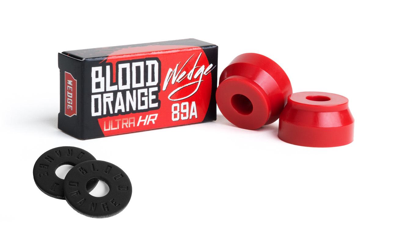 Бушинги Blood Orange Bushing 89a Wedge Red Set