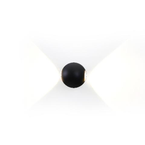 Настенный светильник копия 14 by Delta Light (черный , двойной)