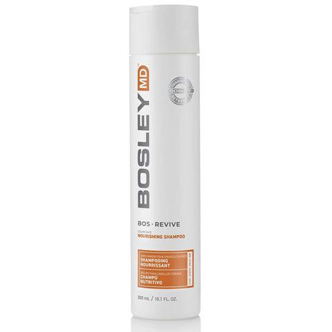 Bosley MD Revive Оранжевая линия: Шампунь-активатор от выпадения и для стимуляции роста окрашенных волос (BosRevive Color Safe Nourishing Shampoo ), 300мл/1л