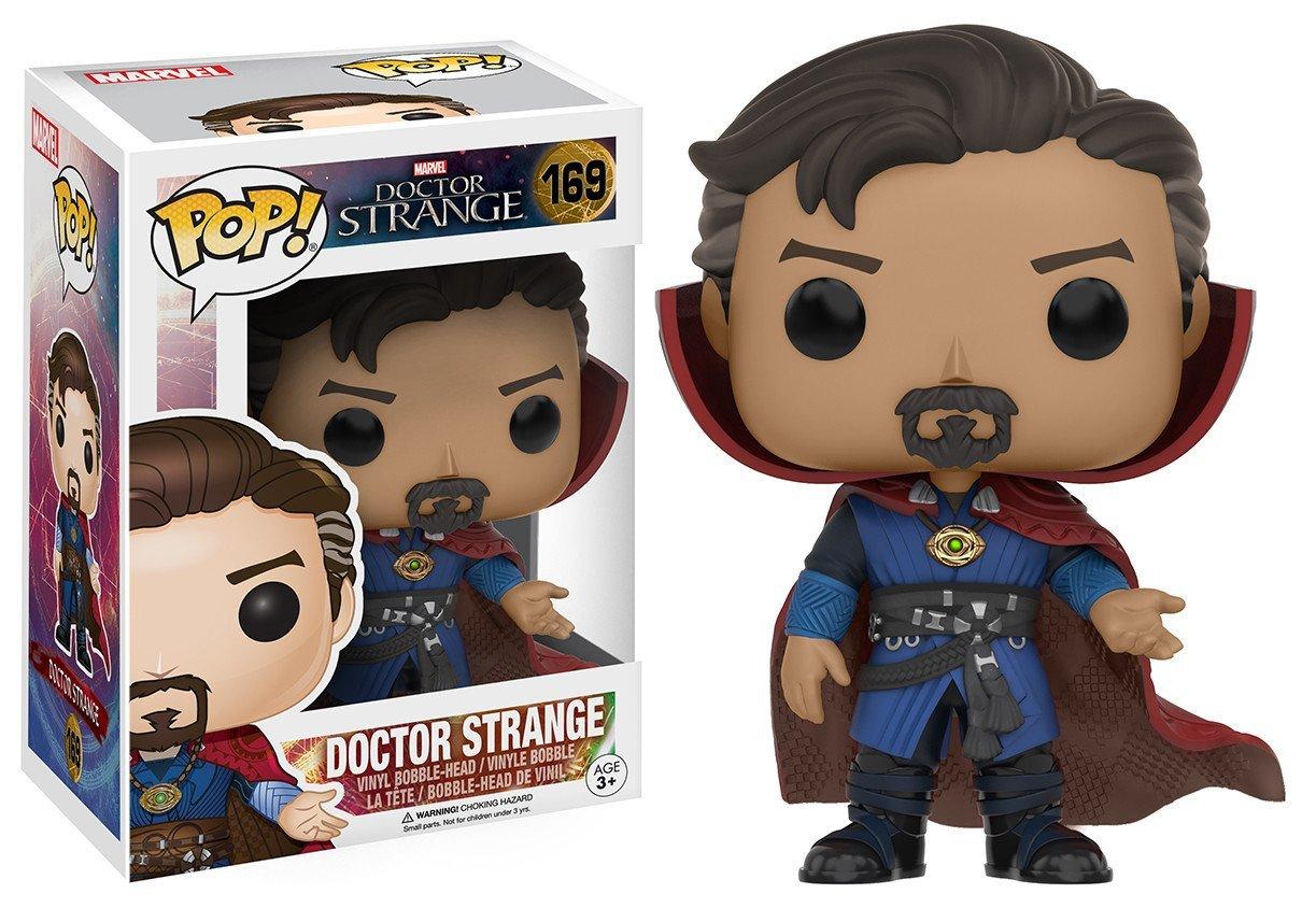Фигурка POP! Bobble: Marvel: Doctor Strange: Doctor Strange 9744