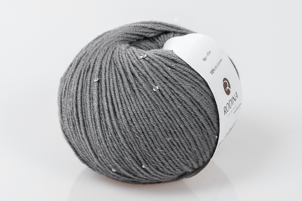 Пряжа TOP CASHMERE PAILLETTES Rodina Yarns