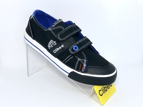 Clibee B283 Black/Blue 31-36