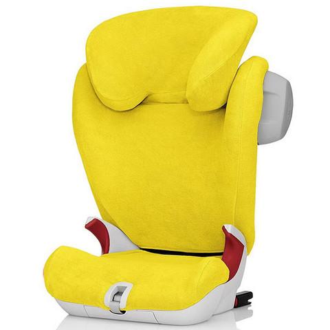 Romer Летний чехол для автокресла KidFix SL (sict), желтый