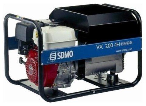 Кожух для бензиновой электростанции SDMO VX200/4H
