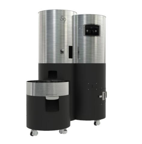 Stronghold S9, ростер для обжарки кофе (объем загрузки: 3 кг - 8 кг)