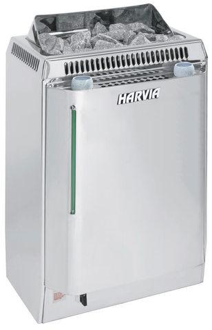 HARVIA Электрическая печь Topclass Combi Automatic HKSE900400A KV90SEA, с парогенератором автомат