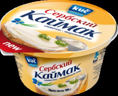 Сыр сливочно-творожный
