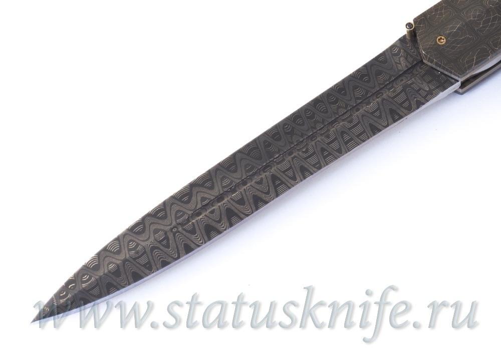 Нож VENDETTA D/A Zaza Revishvili - фотография