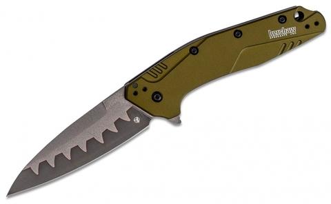 Складной нож Kershaw 1812OLCB Dividend, полуавтомат