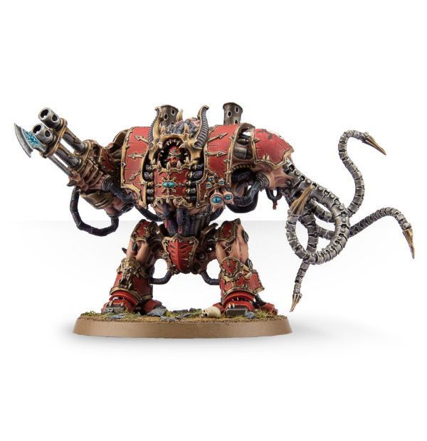 Start Collecting! Chaos Space Marines. Хеллбрут