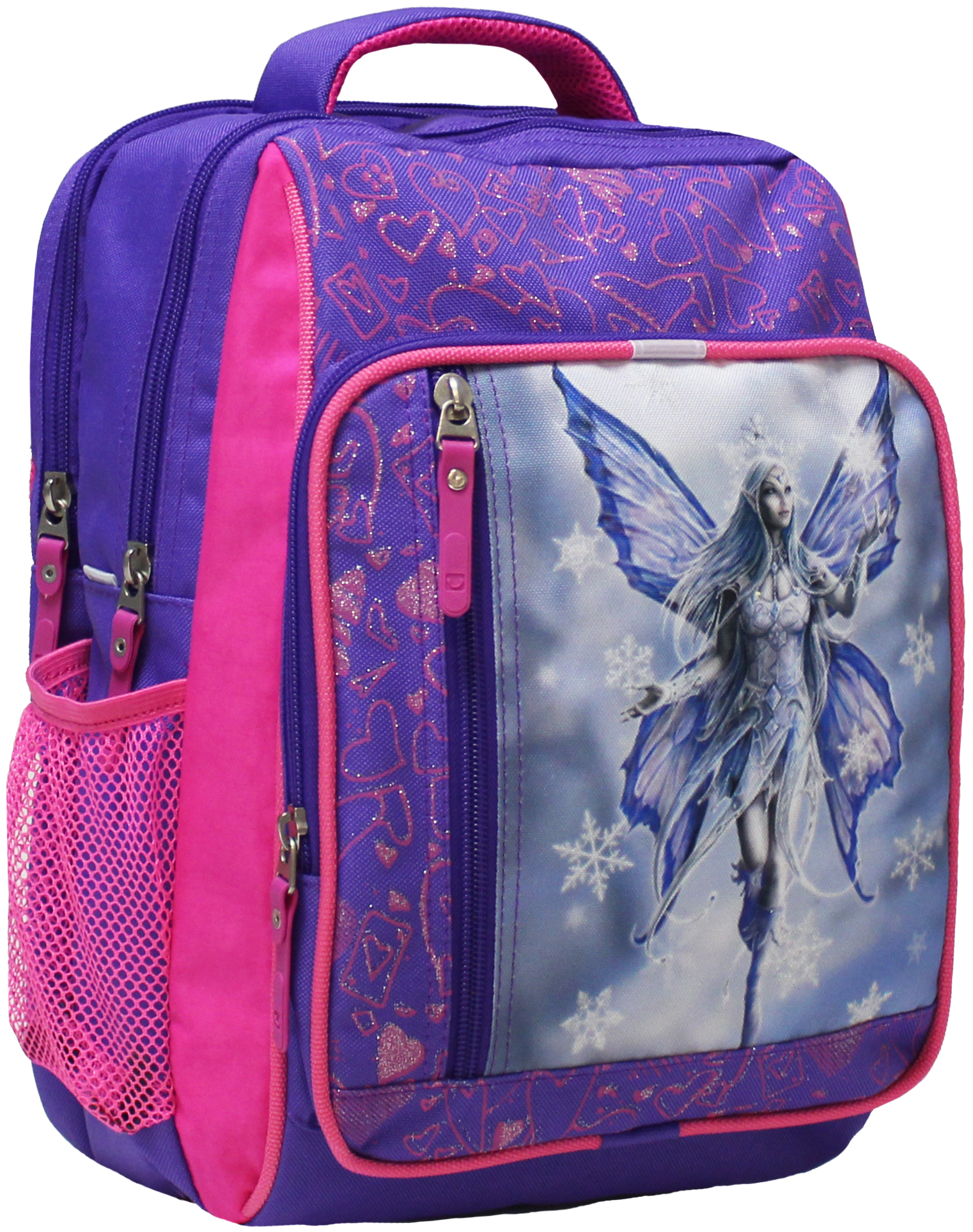 Школьные рюкзаки Рюкзак Bagland Школьник 8 л. 170 фіолетовий 94 д (00112662) IMG_5156.JPG