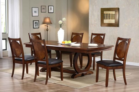 Стол Roden Oak 100х200/246см