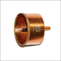 Коронка алмазная с центровым сверлом GOLD PRO СТК-067 (D=50-100мм)