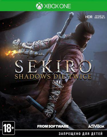 Sekiro: Shadows Die Twice (Xbox One/Series X, русские субтитры)