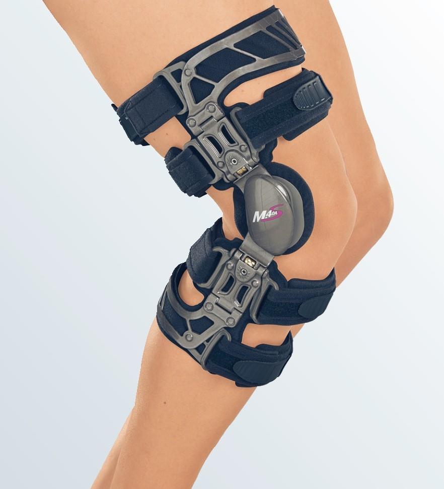 С регулируемыми шарнирами Жесткий коленный ортез для лечения остеоартроза укороченный M.4s OA short shop_new_foto_680.jpg