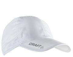 Элитная Беговая Кепка Craft UP White
