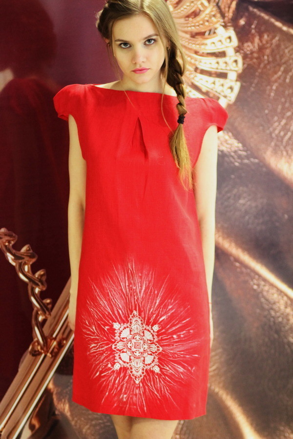 Натали. Платье женское PL-4417
