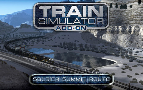 Train Simulator: Soldier Summit Route Add-On (для ПК, цифровой ключ)