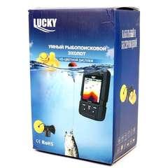 Эхолот Lucky FF718 Li CD