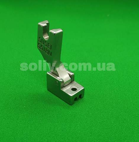 Лапка для вшивания потайной молнии S518 N | Soliy.com.ua