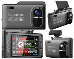 Купить комбо-устройство Inspector SCAT Se (видеорегистратор, радар-детектор, GPS-информатор) от производителя, недорого.
