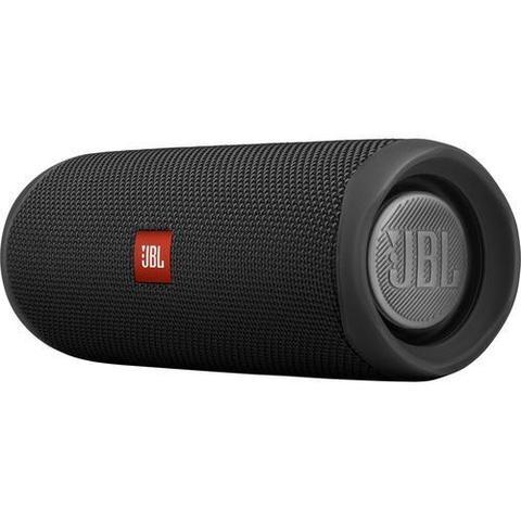 Портативная акустика JBL Flip 5 (Black Mate)