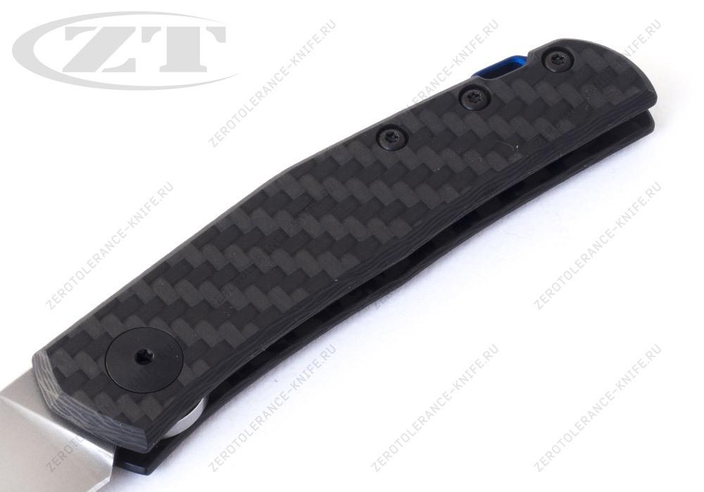 Нож Zero Tolerance 0230 Anso slip-joint - фотография