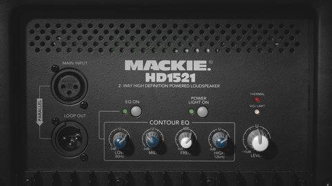 Акустические системы активные Mackie HD1521