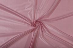 Сетка корсетная пыльно-розовая мягкая 20*35 см
