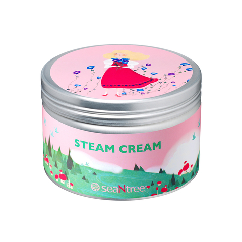 SeaNtree Special Steam Cream глубоко увлажняющий паровой крем
