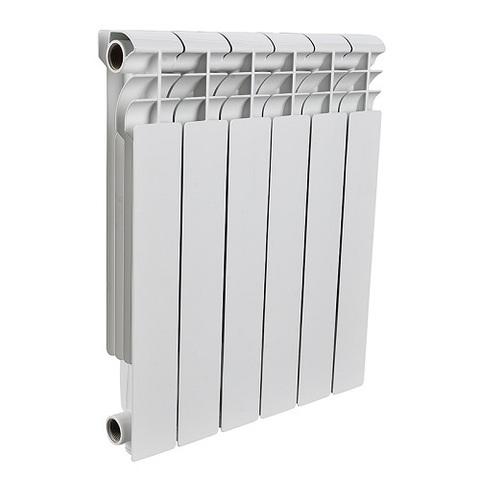 Радиатор алюминиевый секционный ROMMER Profi 500 - 6 секций