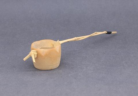 Сито с длинной ручкой, бамбук, 22см