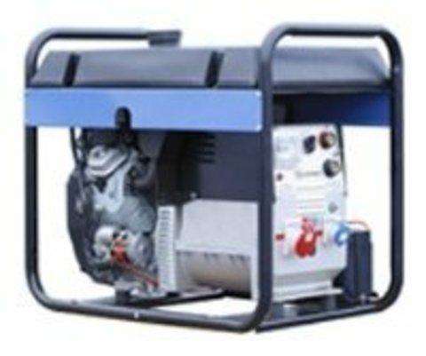 Кожух для бензинового генератора SDMO VX270/10HE (6400 Вт)