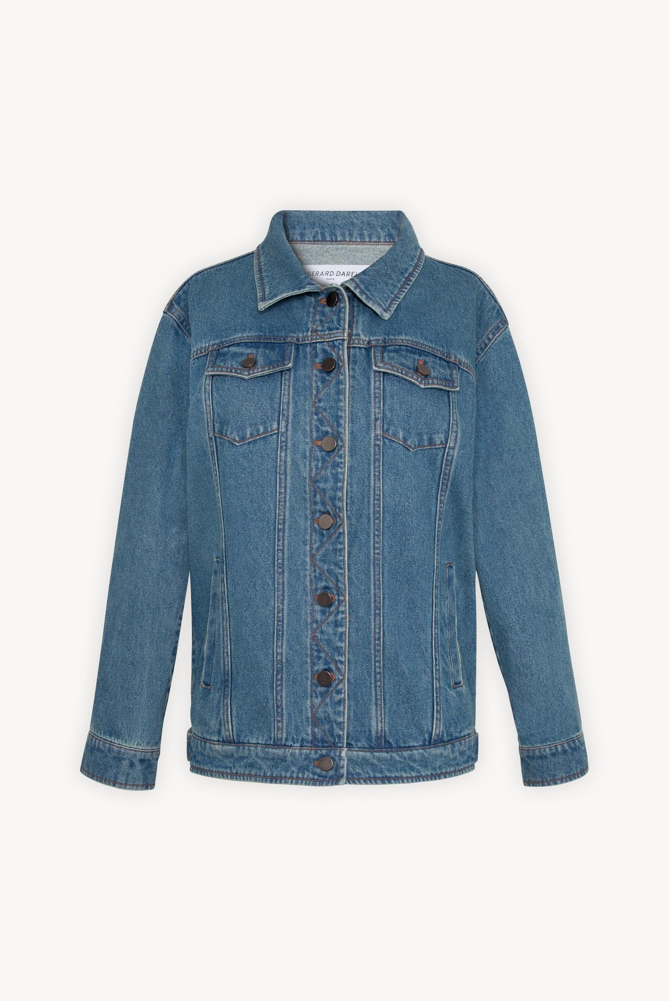 AURELIA - Прямая джинсовая куртка
