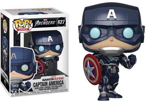 Avengers - Captain America Funko Pop! Vinyl Figure || Капитан Америка