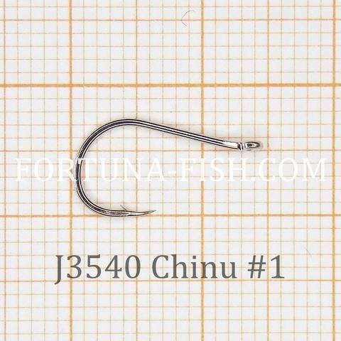 Крючок Akula Japan J3540 (Chinu) 5000 шт