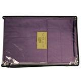 Комплект постельного белья. Цвет фиолетовый/бежевый ETRO