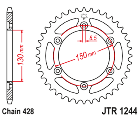 JTR1244