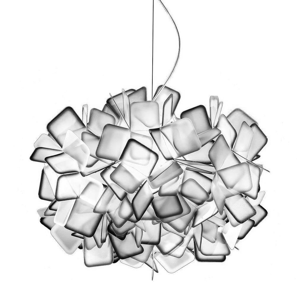 Подвесной светильник Clizia by Slamp D53 (черный)